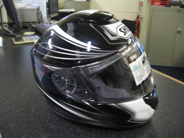 SHOEI QWEST HELMET EXTRA SMALL
