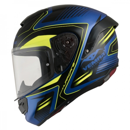 VEMAR HURRICANE LASER BLUE YELLOW