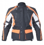 RST RALLYE GENTS TEXTILE JACKET RED