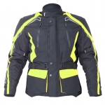 RST RALLYE GENTS TEXTILE JACKET YELLOW