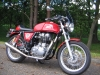 2015 15 ROYAL ENFIELD CONTINENTAL GT 535