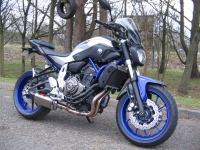 2016 YAMAHA MT07 ABS